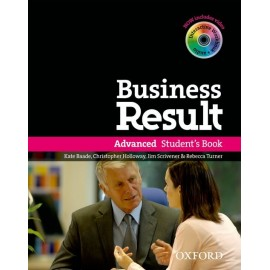 Business Result Advanced Student's Book + DVD-ROM