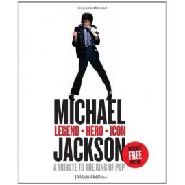 Michael Jackson: Legend,Hero, Icon