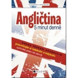 Angličtina: 5 minut denně