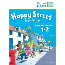 Happy Street New Edition 1-2 iTools DVD-ROM