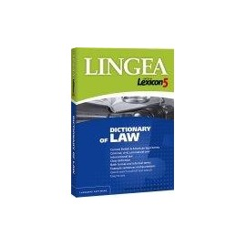 Lingea: Lexicon 5 Dictionary of Law