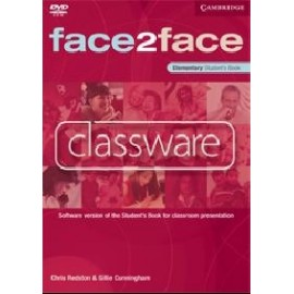 Face2Face Elementary Student's Book Classware