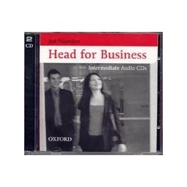 Head for Business Intermediate Class Audio CDs (2)