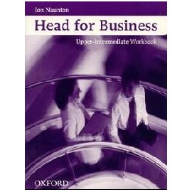 Head for Business Upper-Intermediate Workbook