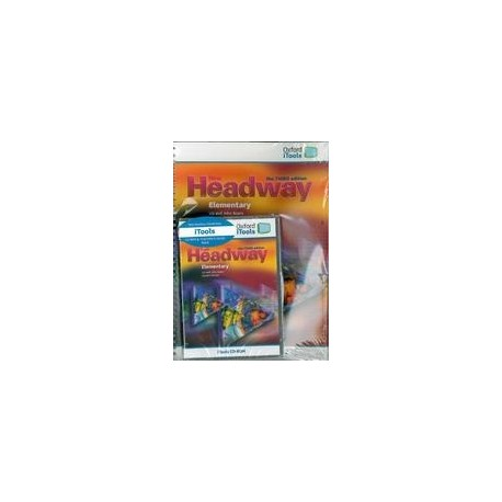 New Headway Elementary Third Edition iTOOLS CD-ROM 2009 9780194714297