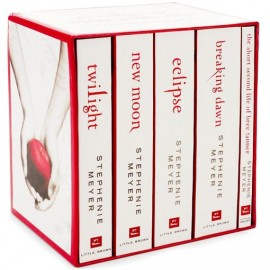 Twilight Saga: 5 Books Box Set