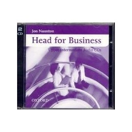 Head for Business Upper-Intermediate Class Audio CDs (2)