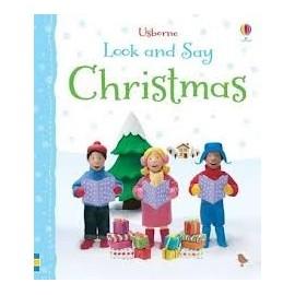 Usborne Look and Say: Christmas