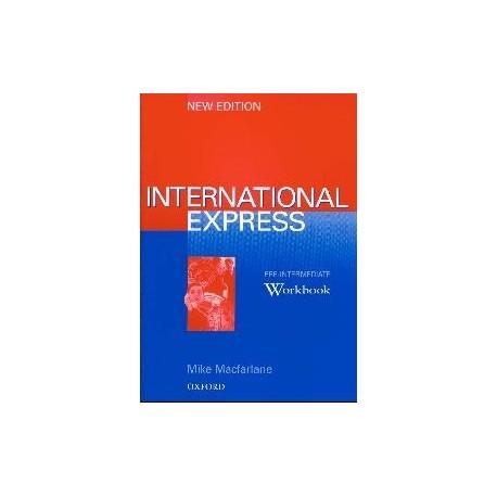 International Express Pre-Intermediate Workbook Oxford University Press 9780194574785
