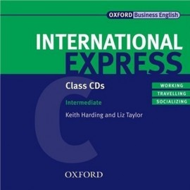 International Express Interactive Edition 2007 Intermediate Class Audio CDs (2)