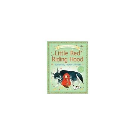 Usborne Fairytale Sticker Stories: Little Red Riding Hood Usborne 9780746073261