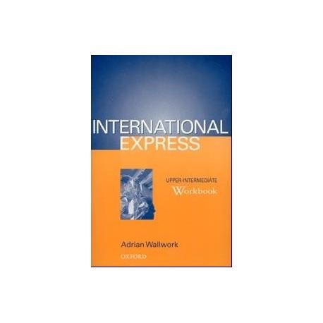 International Express Upper-Intermediate Workbook Oxford University Press 9780194574266