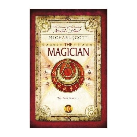 The Magician (The Secrets of the Immortal Nicholas Flamel vol. 2) Corgi Children's 9780552562539