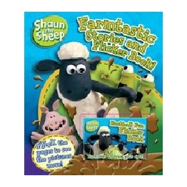 Shaun the Sheep: Farmtastic Stories and Flicker Book