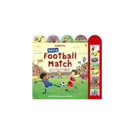 Noisy Football Match sound boardbook