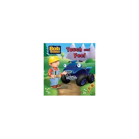 Bob the Builder Touch and Feel Book Egmont 9781405247634