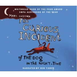 Curious Incident Of Dog Night Time CD (Audiobook)