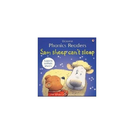 Sam Sheep Can't Sleep Usborne 9780746077269