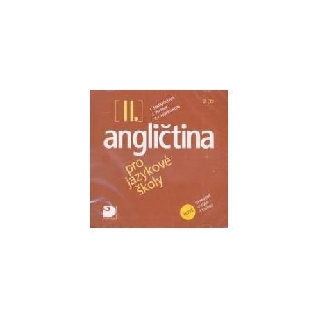 Angličtina pro jazykové školy II. 2CD Fortuna 8594031503521
