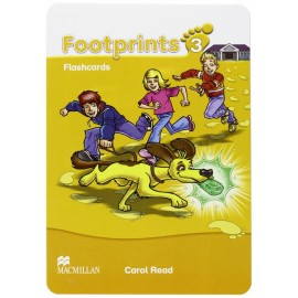 Footprints 3 Flashcards