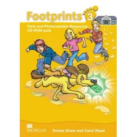 Footprints 3 Photocopiable CD-ROM