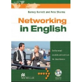 Networking in English + CD