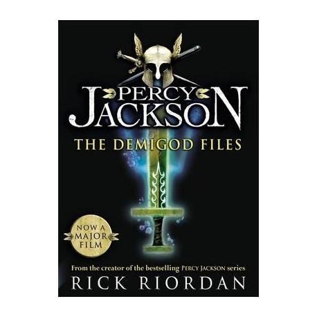 Percy Jackson: The Demigod Files Penguin 9780141329505