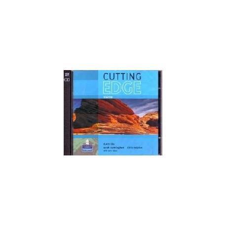 Cutting Edge Starter Class Audio CDs (2) Longman 9780582501836