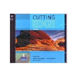 Cutting Edge Starter Class Audio CDs (2)