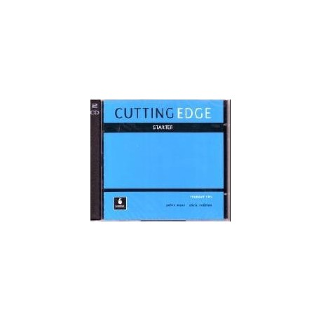 Cutting Edge Starter Student's Audio CDs (2) Longman 9780582501751