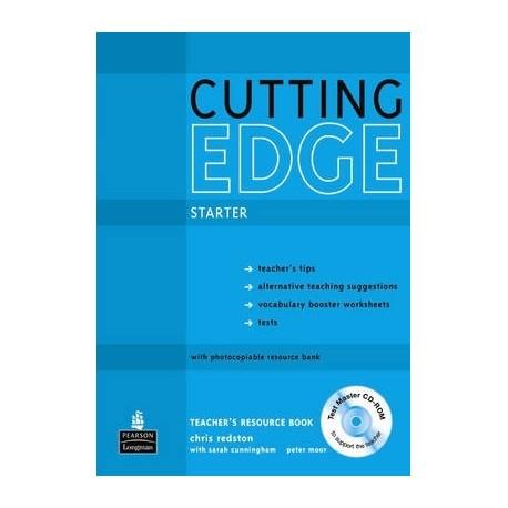 Cutting Edge Starter Teacher's Book with Test Master CD-ROM Longman 9781408262290