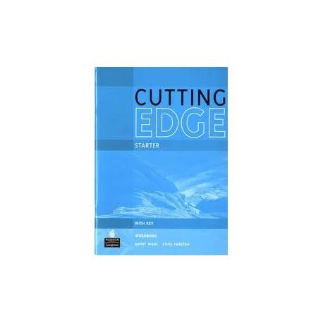 Cutting Edge Starter Workbook with Key Longman 9781408258019