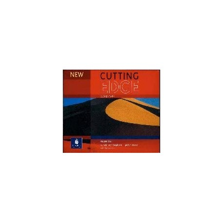 New Cutting Edge Elementary Class Audio CDs (2) Longman 9780582825062