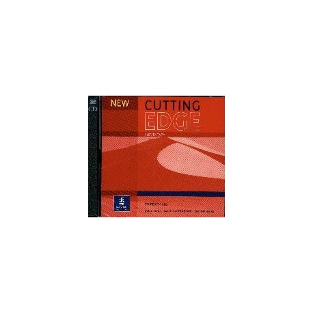 New Cutting Edge Elementary Student Audio CDs (2) Longman 9780582825086