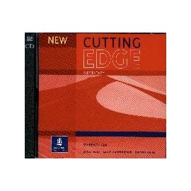 New Cutting Edge Elementary Student Audio CDs (2)