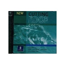 Cutting Edge Pre-Intermediate (New Edition) Student's Audio CDs (2)