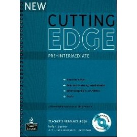 Cutting Edge Pre-Intermediate (New Edition) Teacher's Book with Test Master CD-ROM