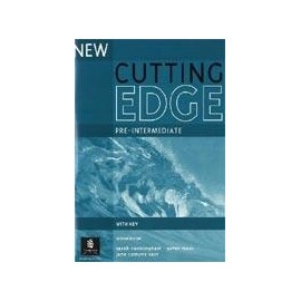 Cutting Edge Pre-Intermediate (New Edition) Workbook with Key