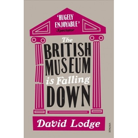 The British Museum Is Falling Down Penguin books 9780099554226