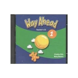 Way Ahead 1 Teacher's Book CD