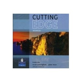 Cutting Edge Advanced Class Audio CDs (2)
