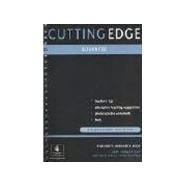 Cutting Edge Advanced Teacher's Book with Test Master CD-ROM