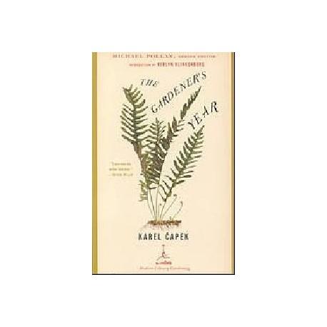 The Gardener's Year Modern Library 9780375759482