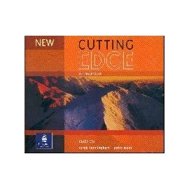 Cutting Edge Intermediate (New Edition) Class Audio CDs (2)