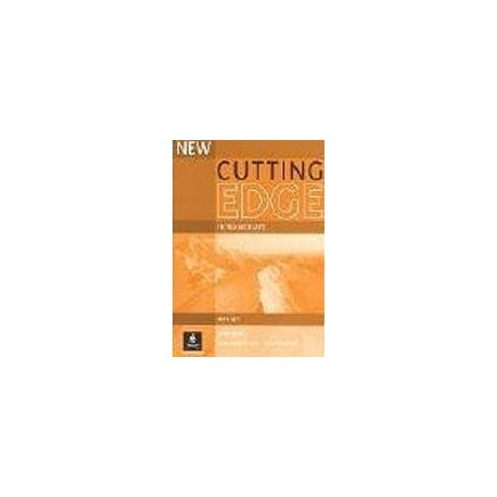 Cutting Edge Intermediate (New Edition) Workbook with Key Longman 9780582825208
