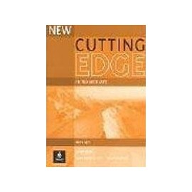 Cutting Edge Intermediate (New Edition) Workbook with Key