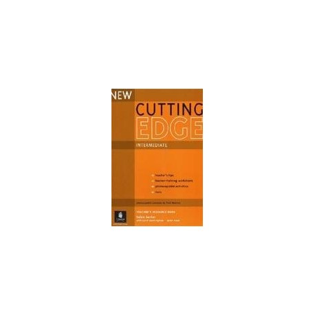 Cutting Edge Intermediate (New Edition) Teacher's Book Longman 9781405843508