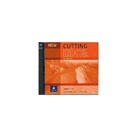 Cutting Edge Intermediate (New Edition) Student's Audio CD Longman 9780582825246