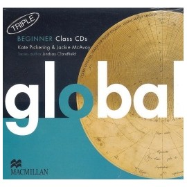 Global Beginner Class Audio CDs