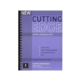 Cutting Edge Upper-Intermediate (New Edition) Teacher's Resource Book with Test Master CD-ROM